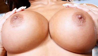 Close-up seins.